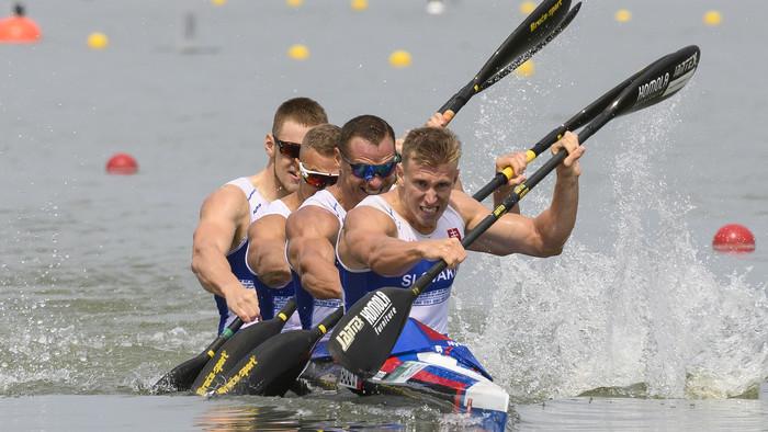 Rýchlostní kanoisti pred Svetovým pohárom v Szegede