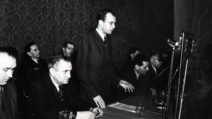 RTVS-Jubiläum 95/65: Der slowakische Rundfunk im Kalten Krieg