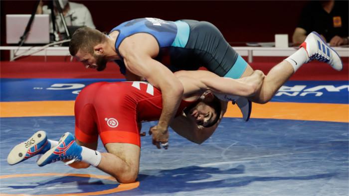 Freistilringen: Europameister träumen von der Olympiade