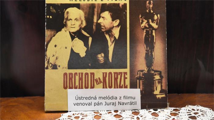 Tienda en la Calle Mayor, película checoslovaca premiada con el Óscar a la mejor película extranjera, celebra dos aniversarios