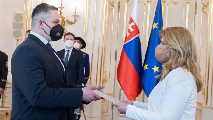 Michal Aláč becomes head of Slovak Intelligence Service