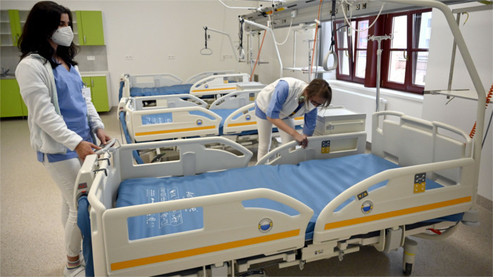 University Hospital in Košice receives €2.7 million to fight pandemic