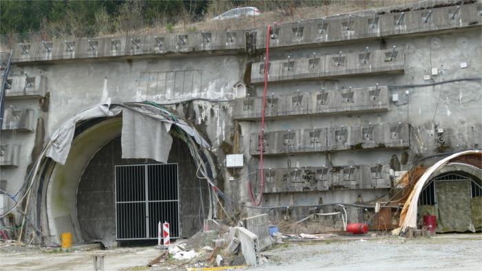 Dostavba tunela Višňové