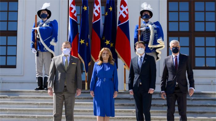 Journée de l'Europe : Discussion large sur l'avenir de l'Europe