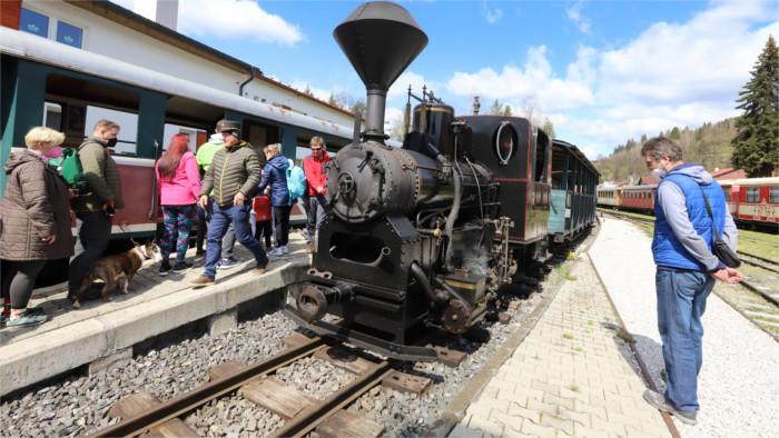 Čiernohronská železnica otvorila svoju tridsiatu sezónu