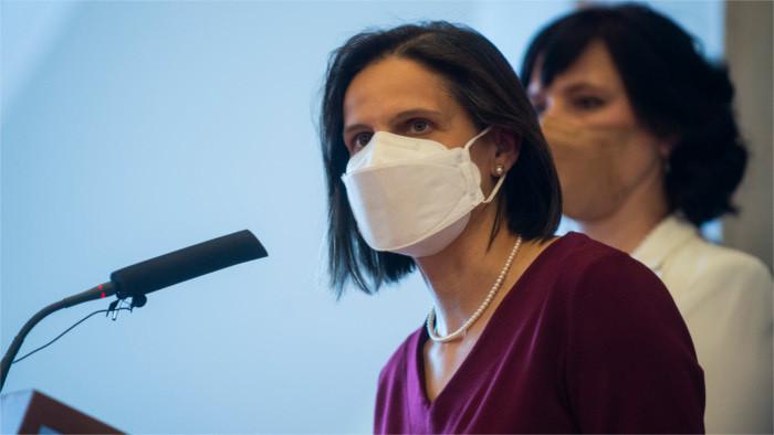 Мария Коликова остается на посту министра юстиции