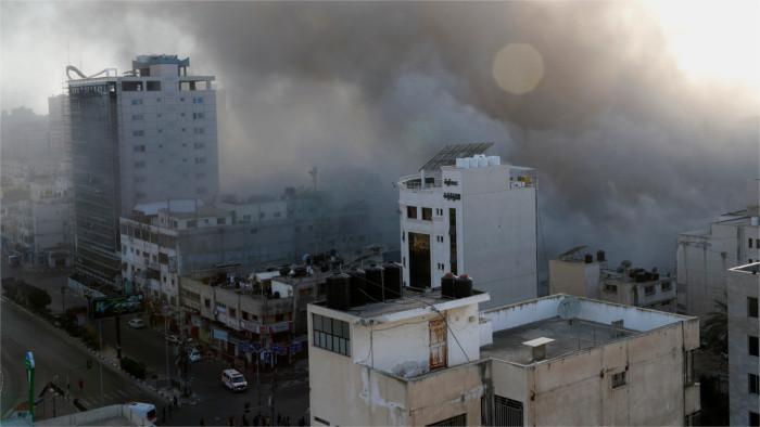 La diplomatie slovaque condamne les tirs de Gaza sur Israël