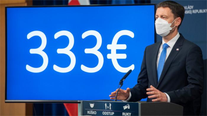 Rodiny v núdzi dostanú 333 eur na dieťa