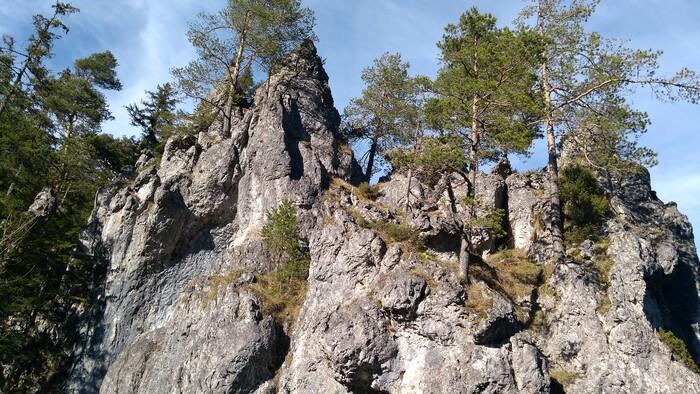 Lezecká oblasť Machnatô (Demänovská dolina)