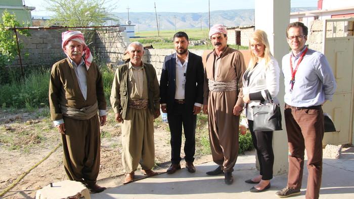 Iracký Kurdistan – vďaka pomoci zo Slovenska tam majú pitnú vodu