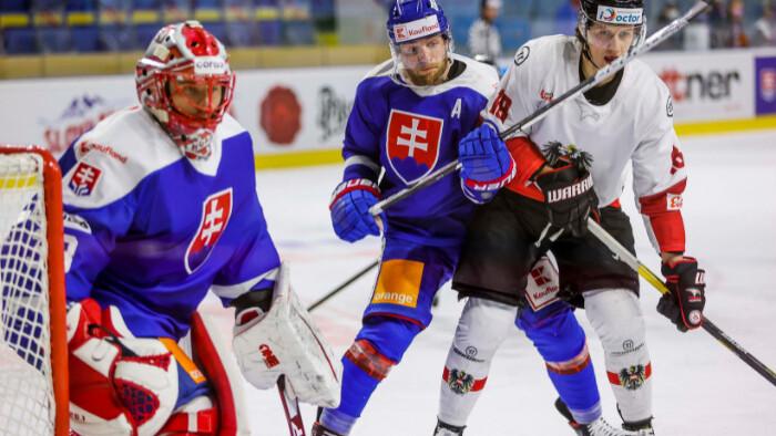 Títo hokejisti budú reprezentovať Slovensko na MS 2021