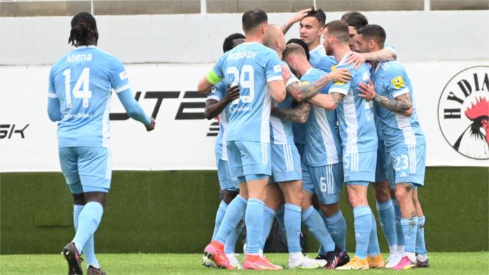Slovan Bratislava verteidigt das Double