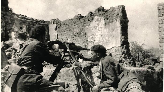Sága francúzskych partizánov na Slovensku