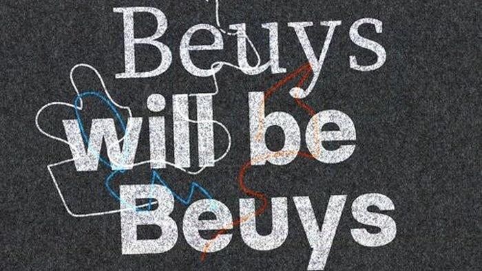 Beuys will be Beuys: Das Goethe-Institut zum 100. von Joseph Beuys
