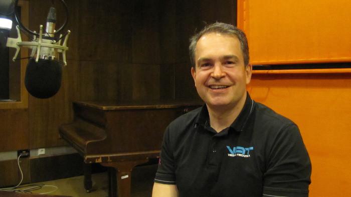 Moderátor Gregor Mareš: Mám rád piesne so silným textom