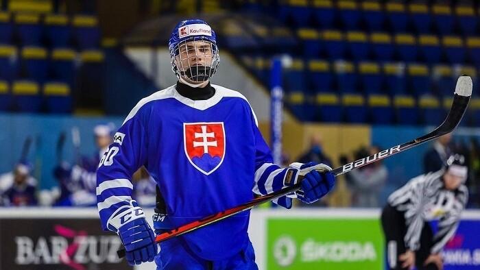MS 2021: Trojlístok najmladších hráčov slovenskej reprezentácie