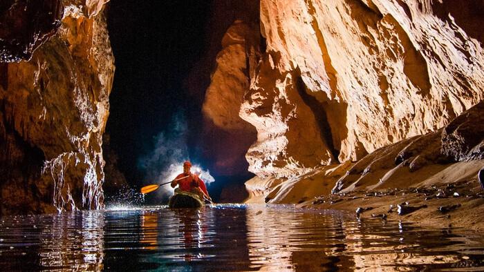 Jaskyňa Domica – les presentamos la cueva de Domica