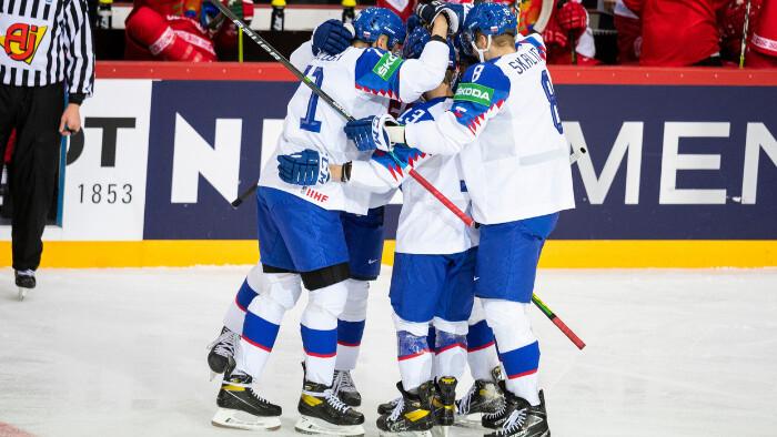 Víťazný vstup Slovákov do šampionátu