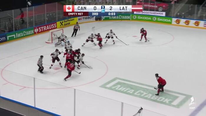 Kanada - Lotyšsko