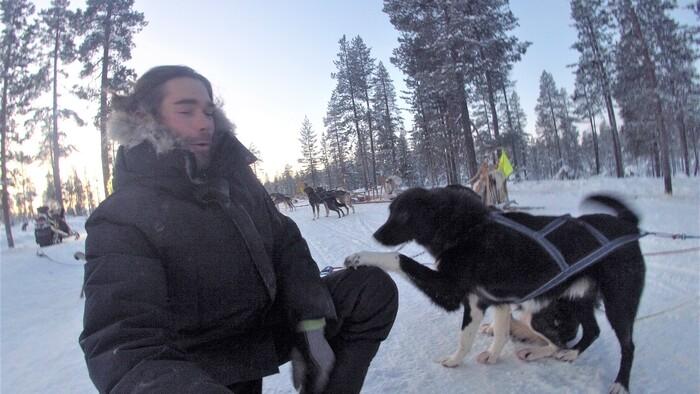 Fínsko – 3 mesiace za polárnym kruhom