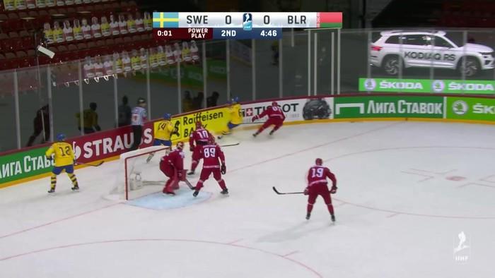 Švédsko - Bielorusko