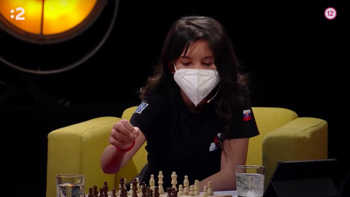 Nadaná šachistka Agátka (11) v Trochu inak: Súpera nikdy nepodceňujem