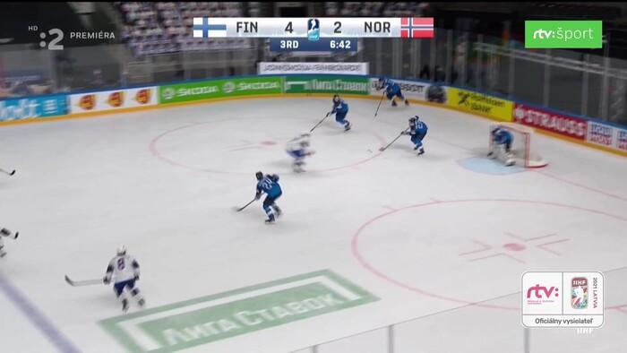 Fínsko - Nórsko