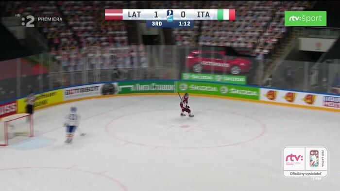 Lotyšsko - Taliansko