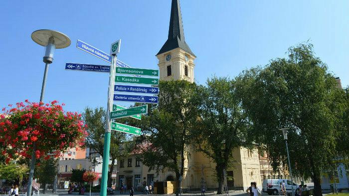 Mesto kultúry Nové Zámky opäť ožíva