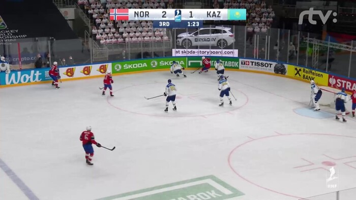 Nórsko - Kazachstan