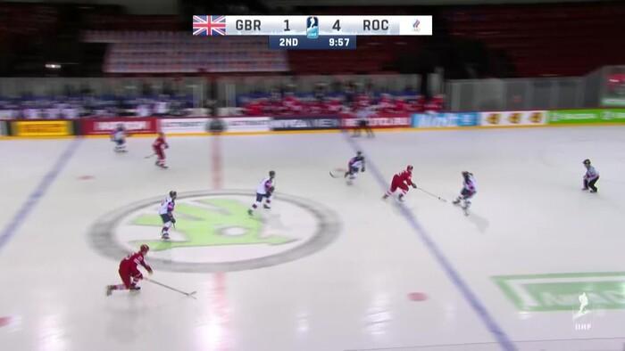 Veľká Británia - Rusko