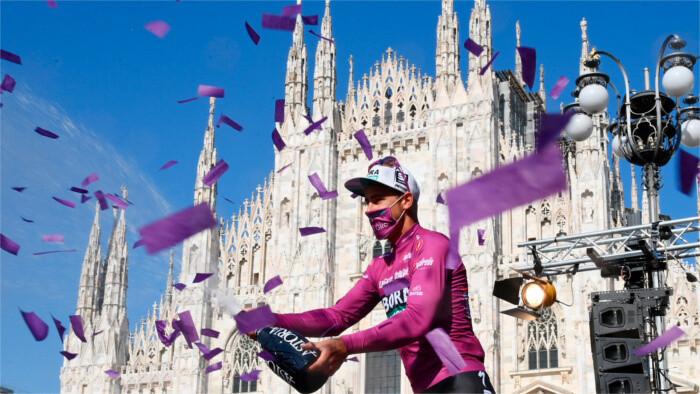 Giro d´Italia: Dres pre Petra Sagana