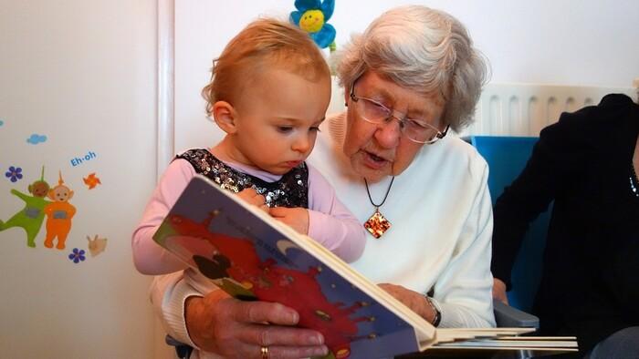 Čítanie s deťmi - darček k MDD