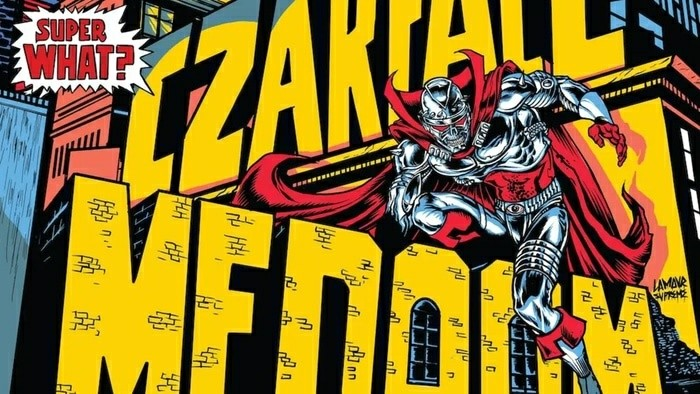 Album týždňa: Czarface x MF DOOM - Super What?
