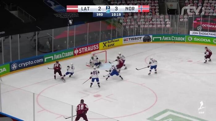 Lotyšsko - Nórsko