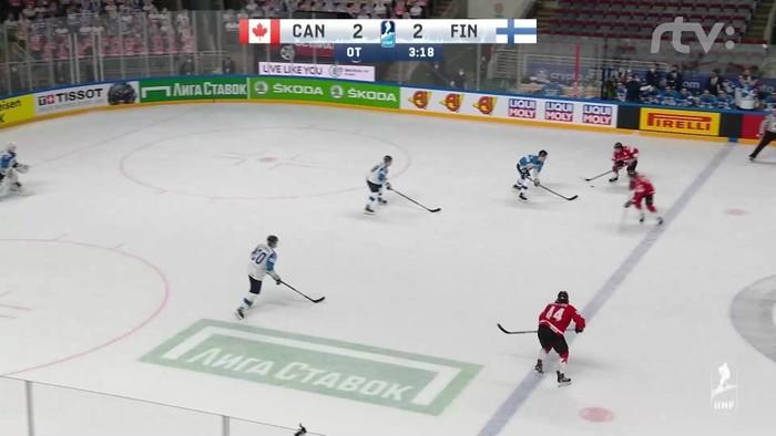 Kanada - Fínsko