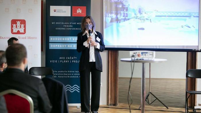 El futuro del transporte fluvial a través del Danubio