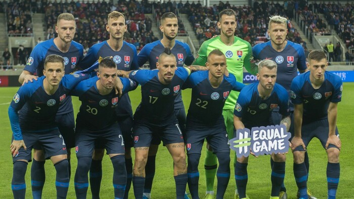 Tarkovič zverejnil konečnú nomináciu Slovenska na EURO 2020