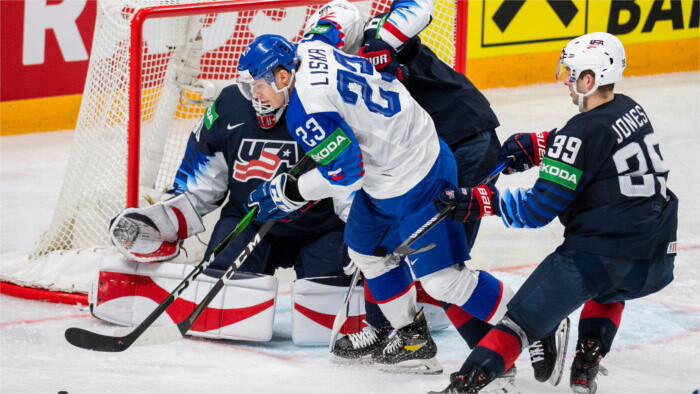Die Eishockey-WM: Endstation Viertelfinale