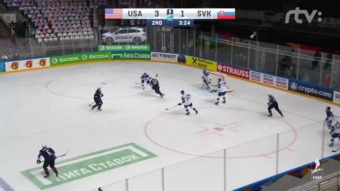 USA - Slovensko
