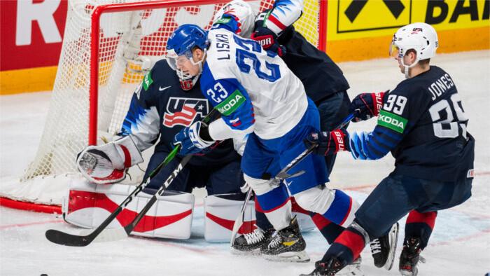 Slovaks quit Ice Hockey World Championship