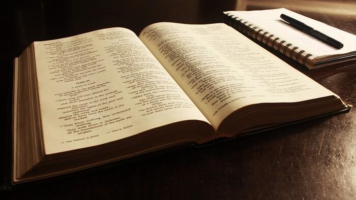 Zamyslenie / Biblické názvy