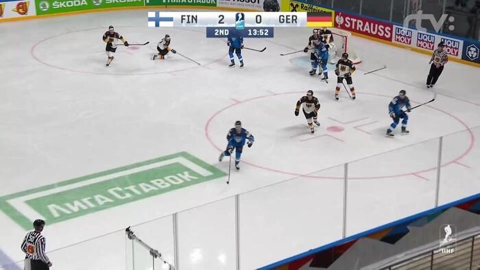 Fínsko - Nemecko