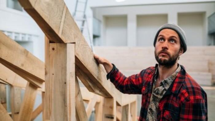 Čo robí na ročnej rezidencii Tomáš Janypka vo Sphére