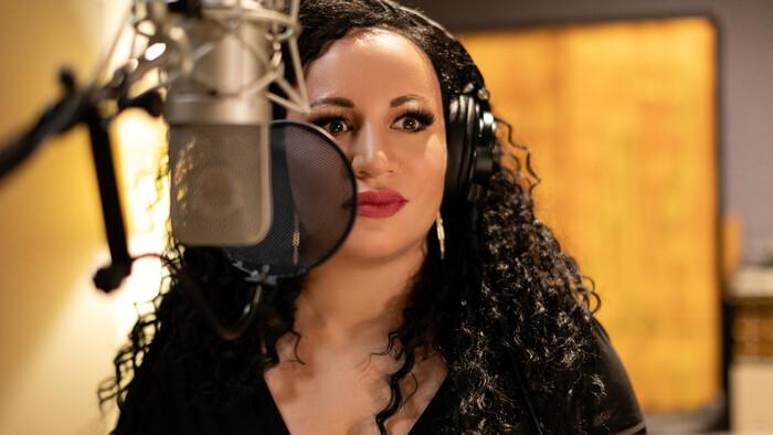 "Jazz singer Hanka G: ""Fujara in Harlem sounds great"""