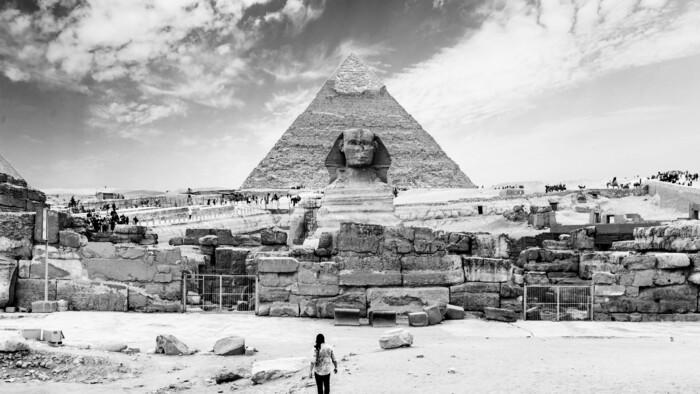 Fenomény: Pyramídy