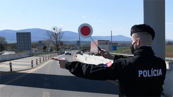 Neue Regeln für die Einreise in die Slowakei