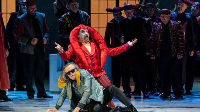 Recenzia opery: Rigoletto v SND