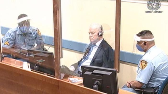 """Az ENSZ hágai bírósága elutasította a """"srebrenicai mészáros"""" fellebbezését"""