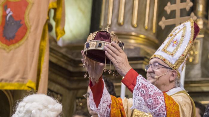 Korunovácia Márie – Terézie